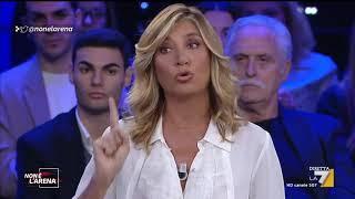 Myrta Merlino sul Capitano Ultimo: 'Mi vergogno, ha una condanna a morte dalla mafia, lo Stato ...