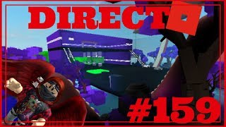 DIRECT//COME TO PLAY WITH ME IN ROBLOX PAPUH 159