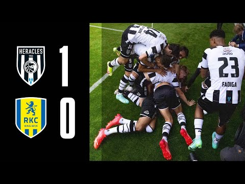 Heracles Waalwijk Goals And Highlights