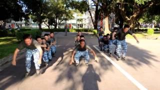 第四屆香港大學生軍事生活體驗營2014