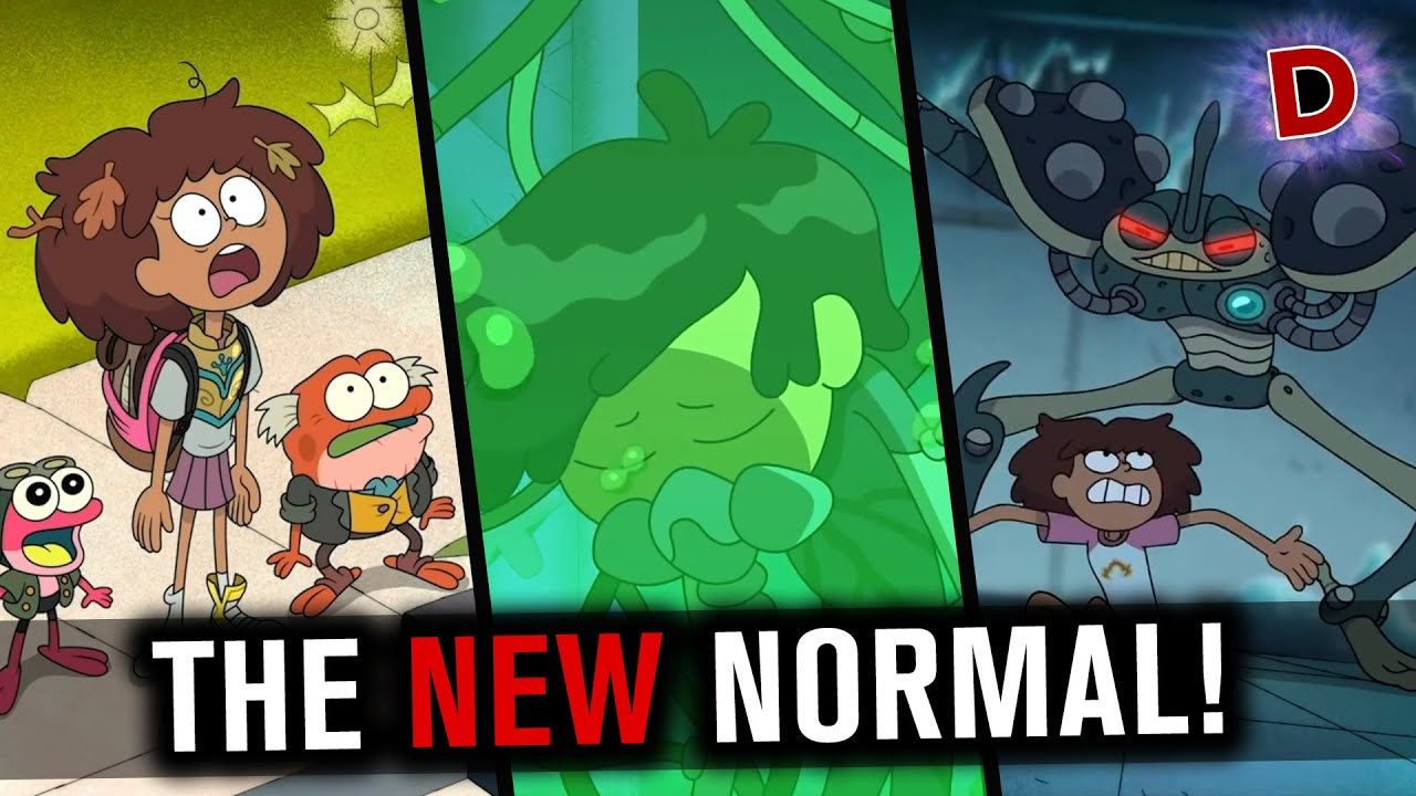 Amphibia THE NEW NORMAL and Season 3 Talk!