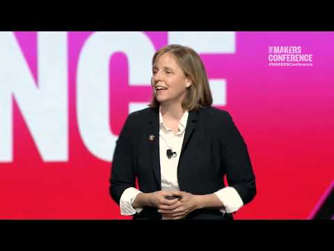 Megan Smith | The 2019 MAKERS Conference