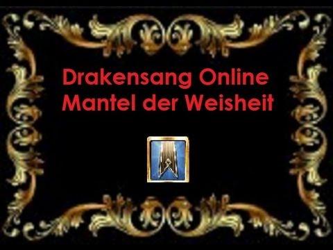 Drakensang online mantel der weisheit