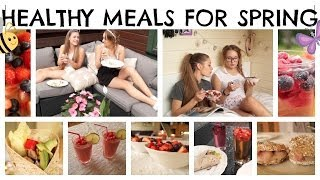 Healthy Food and Drinks for Spring and Summer Thumbnail