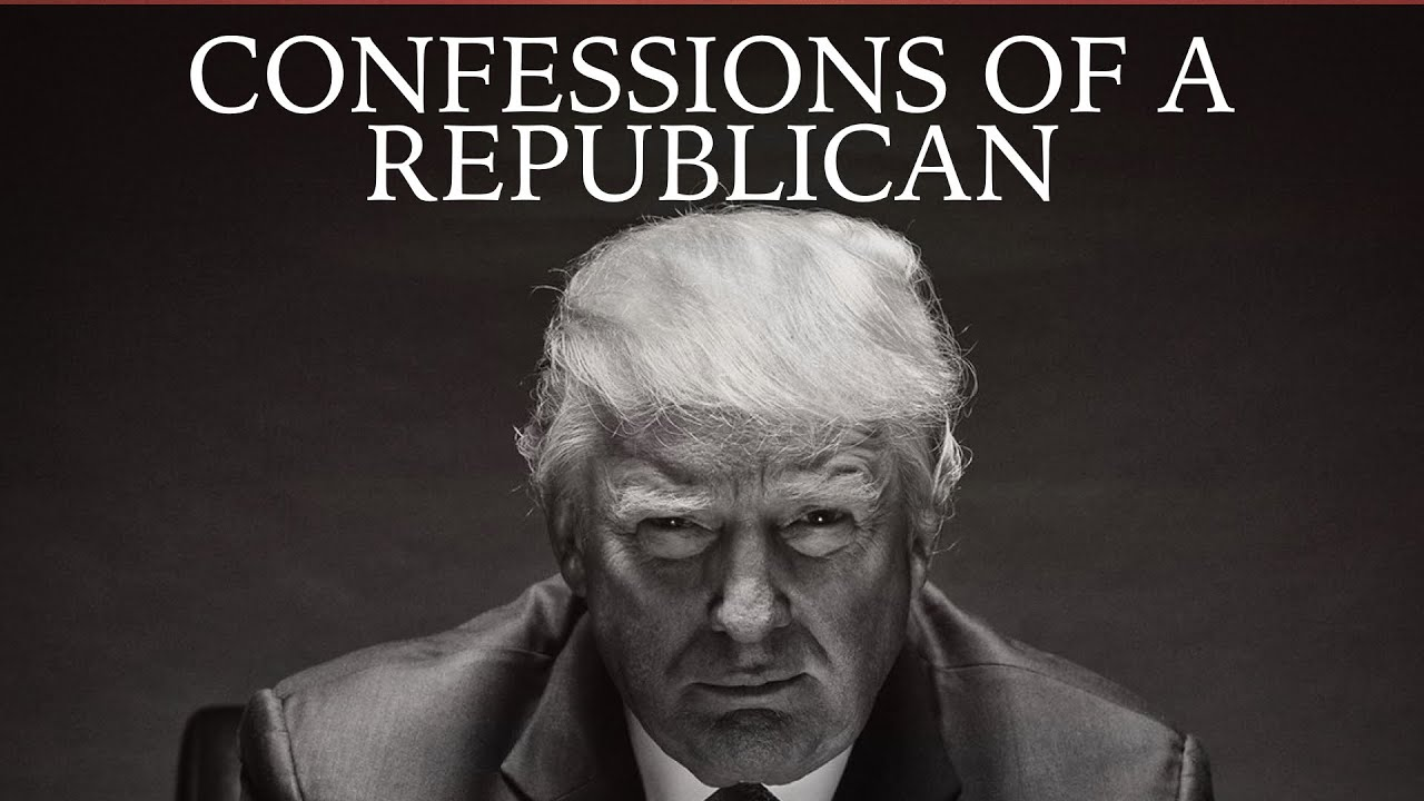 Confessions Of A Republican Concerning Donald Trump