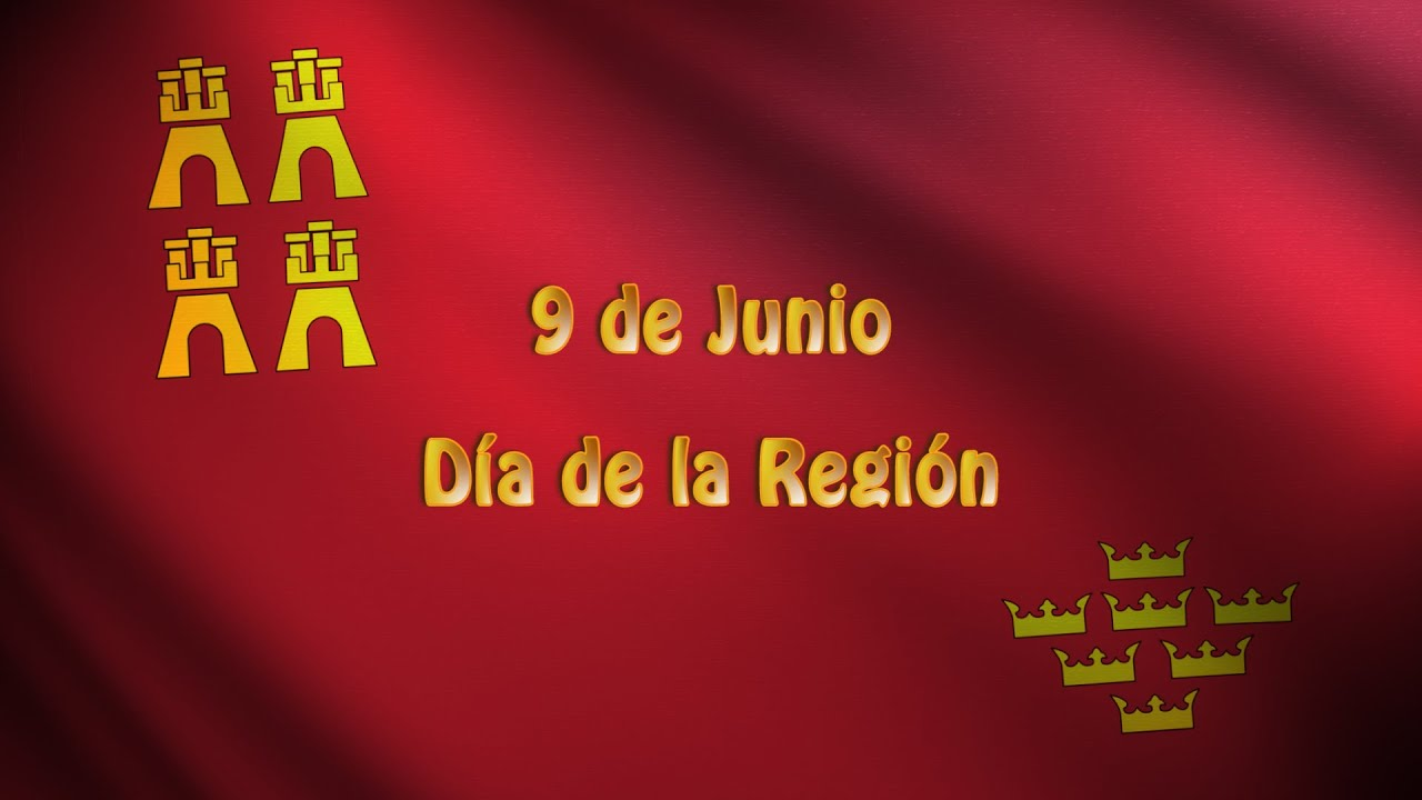 09 06 2018 Dia De La Region De Murcia