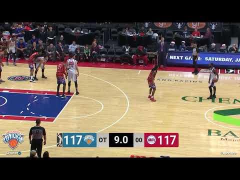 New York Knicks: The offseason blocked Kadeem Allen's path