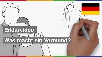 Erklärvideo Deutsch: Was macht ein Vormund?   Stadtgrenzenlos