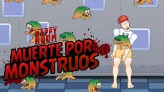 MUERTE POR MONSTRUOS | MIL MANERAS DE MORIR - Happy Room