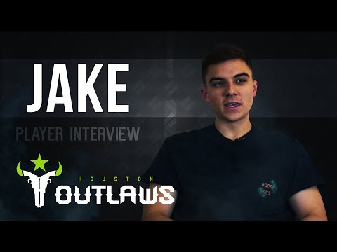 Houston Outlaws: Jake Interview!