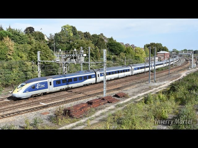 Eurostar Velaro e320 - Rame n° 4015/16