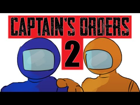 Captain's Orders 2 (Among Us Comic Dub)