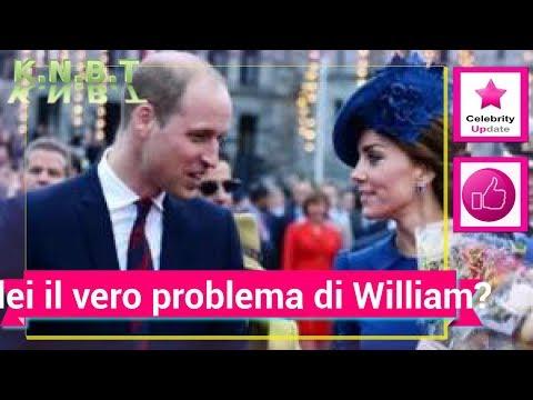 Ultime notizie: Kate Middleton, è lei il vero problema di William? Lo sta…  K.N.B.T
