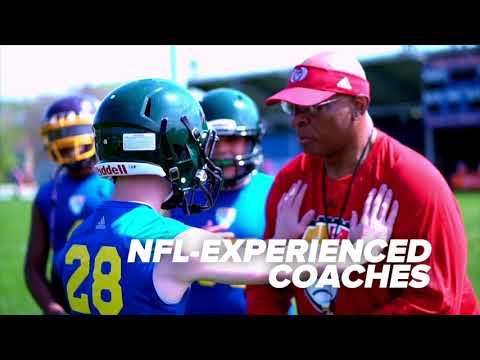National Review - THE U.S. ARMY ALL-AMERICAN BOWL & FOOTBALL UNIVERSITY | S1E1