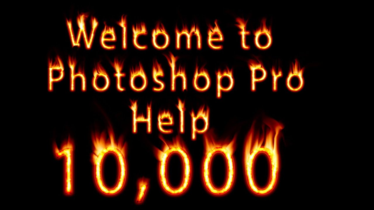 Flaming Fire Text Photoshop – Fondos de Pantalla