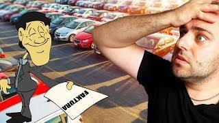 Nie daj się NABRAĆ na taką fakturę za auto!! #MOTODORADCA