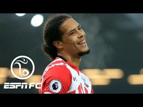 Virgil Van Dijk Good Fit With Chelsea?   ESPN FC