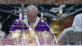 Papa Franjo: Gospodine, probudi nas iz sna mlakosti i nezainteresiranosti!