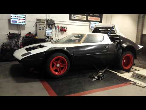 Lister Bell Stratos For Sale >> Lancia Stratos replica: is the Lister Bell STR kitcar b... | Doovi