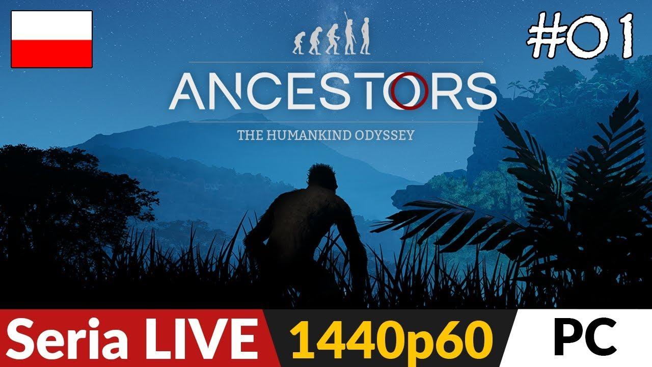 Ancestors: The Humankind Odyssey PL 🌴 odc.1 (#1) 🐒 Podróż w czasie? | Gameplay po polsku thumbnail
