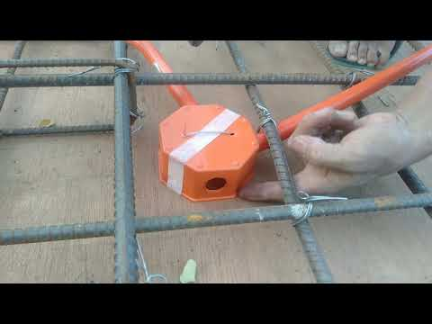Pano magabang ng electrical sa slab( junctionbox, pvc, for light)  part1