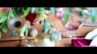 видео Как создать гармоничный образ молодоженов на свадьбе