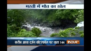 Section 144 imposed near various waterfalls and trekking routes around Mumbai