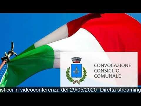 Comune di Pisticci consiglio comunale del 29 05 20...