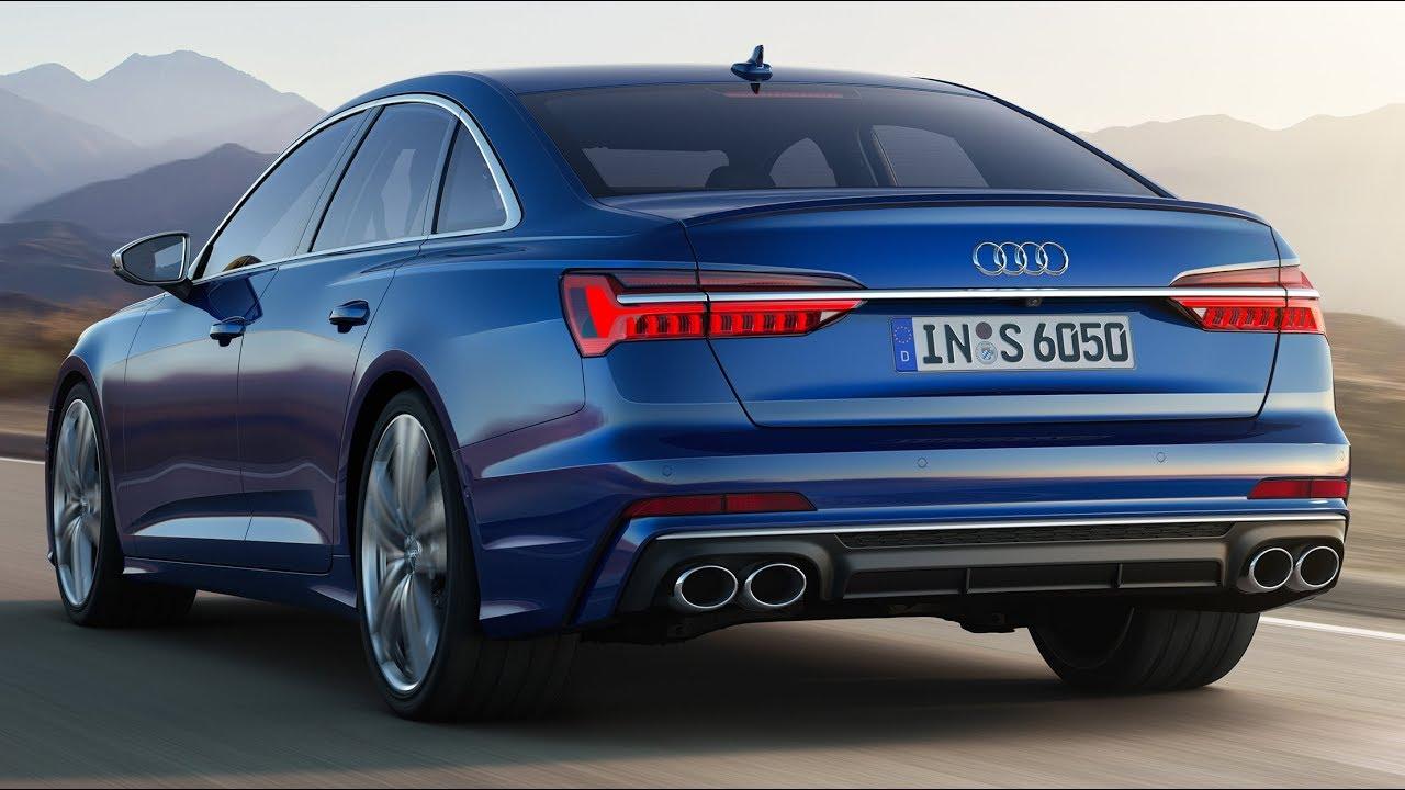 2020 Audi S6 Review.2020 Audi S6 Sedan Sportiness Meets Efficiency