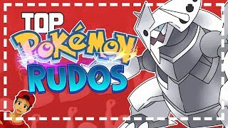 "TOP 7: ""Pokemon MAS RUDOS"""