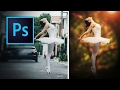 How to Change a Background in Photoshop - YouTube