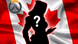 One of Tyrodin's most viewed videos: Overwatch - The NEW Canadian HERO!
