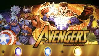 Accesorios Stern - Pinball Avengers Infinity Quest