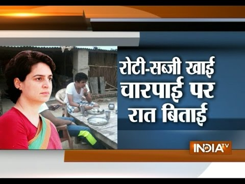 Priyanka Gandhi Vadra's Son Rehan Spotted In Amethi, Creates Buzz | India Tv