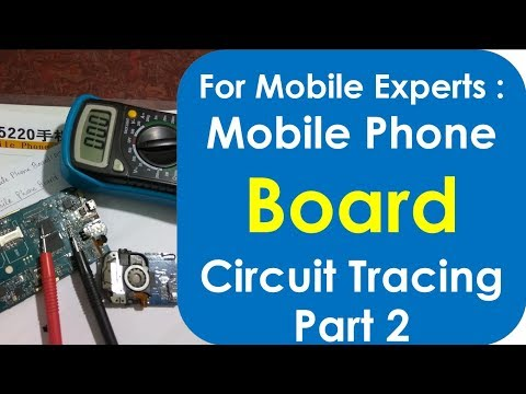How To Trace Trackline In Mobile Phone Bard In Hindi 2018|Part 2|How To Be Expert  In Mobile Repair|