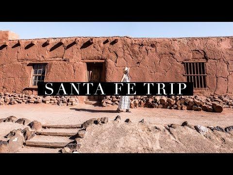 Santa Fe New Mexico Vlog Trip