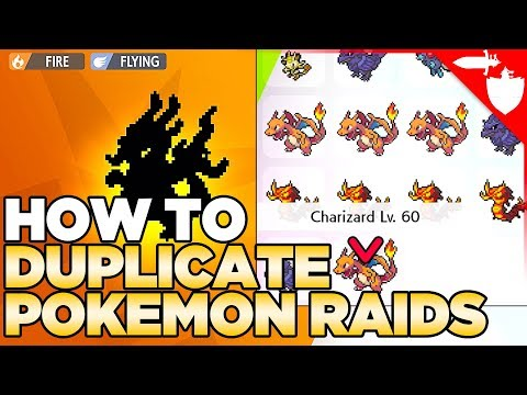 How to Duplicate Raid Battles in Pokemon Sword and Shield!