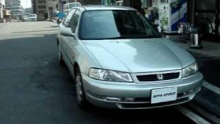 [AutoSpirit] Honda Domani 1997