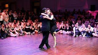 Tango: Juana Sepúlveda y Christian Marquez (Los Totis), 30/4/2017, Brussels TF, Mixed couples 4/5