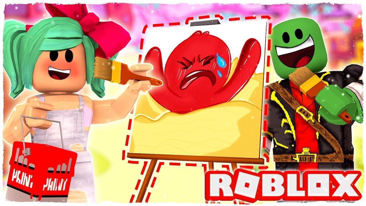 Serás Capaz De Adivinar Lo Que Dibujo En Roblox