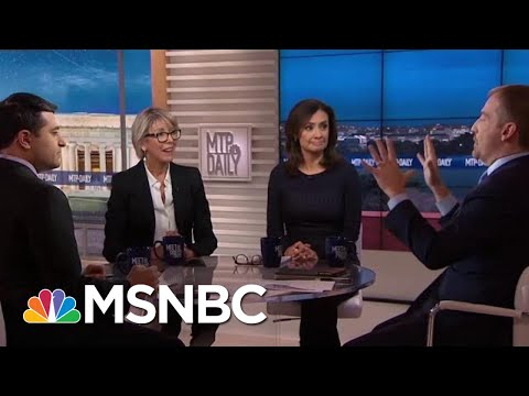 Broken Politics, Broken Government?   MTP Daily   MSNBC