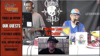 Hip-Hop In Action with P.F. Cuttin 5/31/19