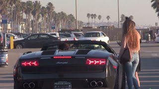 Picking Up Girls In A Lamborghini With Stutter (Social Experiment)