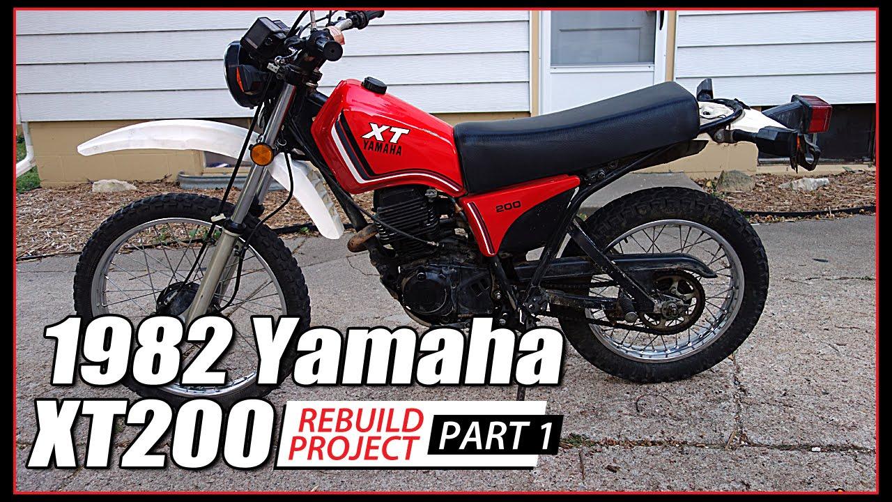 yamaha xt200 manual user manual guide u2022 rh userguidedirect today 1982 Yamaha XT 200 Specs Yamaha XT 250 Dual Sport