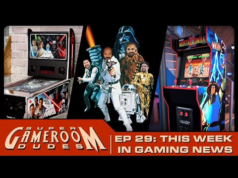 Arcade1Up Pinball & Midway! AtGames NOD Part 2! iiRcade, RetroMania & SURPRISES! from Detroit Love