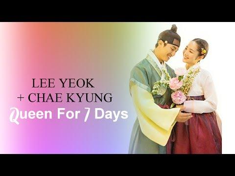 atlantis || queen for seven days MV (lee yeok + chae kyung) ☆ 7일의 왕비