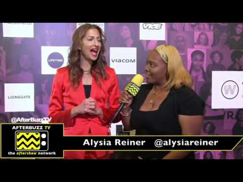 Alysia Reiner  The Wrap's Power Women Summit 2018