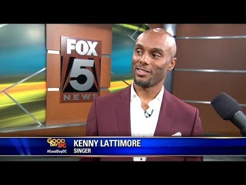 Kenny Lattimore Back In The DC Area
