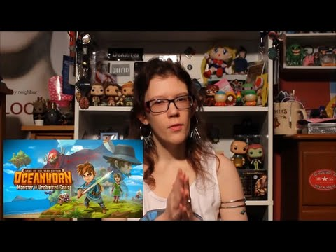 Oceanhorn: Monster of Uncharted Seas (Xbox One) Review | Alyssa White