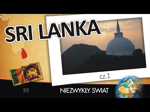 Niezwykly Swiat - Sri Lanka cz.1 - 4K - Lektor PL - 71 min